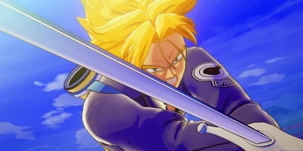 Dragon Ball Z : Kakarot - Trunks le guerrier de l'espoir