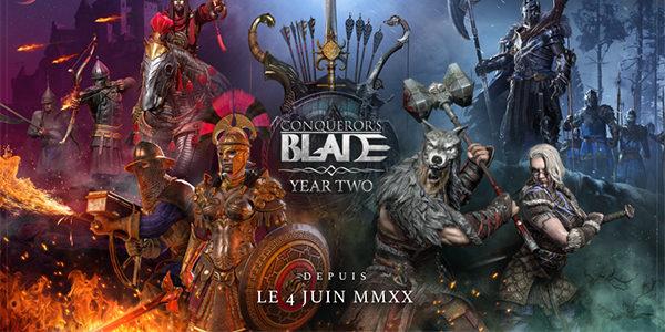 Conqueror's Blade MY.GAMES Booming Tech
