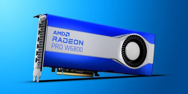 AMD Radeon PRO W6000 AMD Radeon PRO W6800