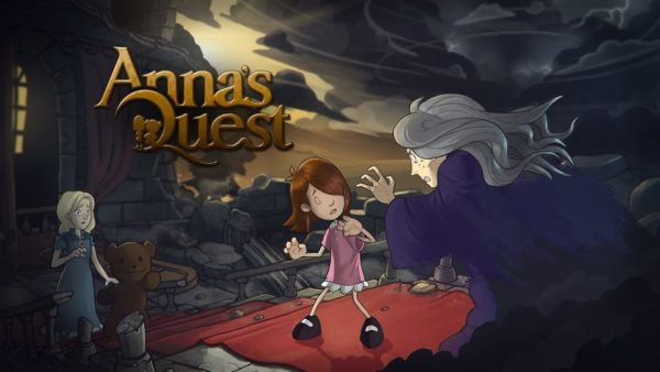 Anna's Quest Anna s Quest