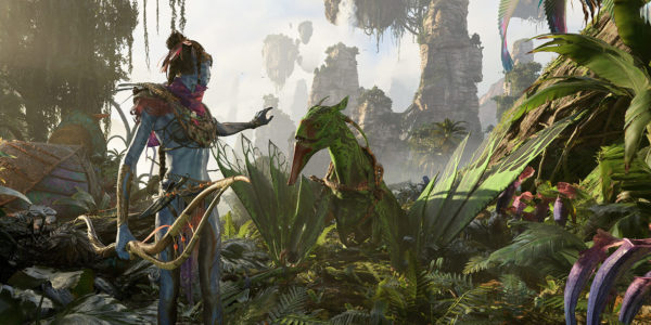 Avatar: Frontiers of Pandora Avatar : Frontiers of Pandora Avatar Frontiers of Pandora