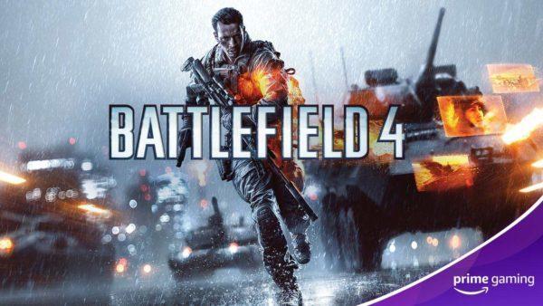 Battlefield 4 - Amazon Prime Gaming