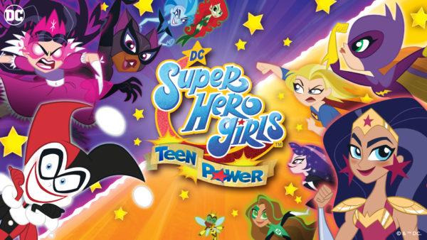 DC Super Hero Girls: Teen Power DC Super Hero Girls Teen Power DC Super Hero Girls : Teen Power