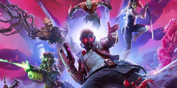 Square Enix Les Gardiens de la galaxie Guardians Of The Galaxy Marvel's Guardians Of The Galaxy - Marvel's Guardians of the Galaxy