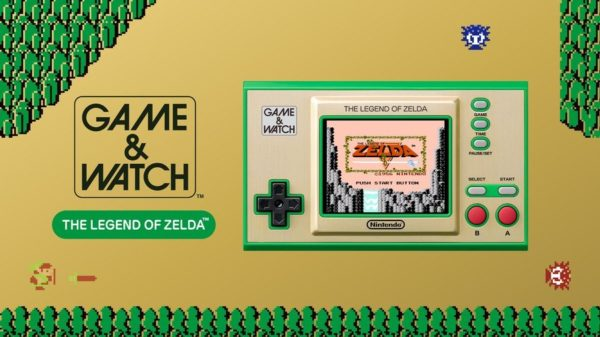 Game & Watch: The Legend of Zelda Game & Watch : The Legend of Zelda Game & Watch The Legend of Zelda