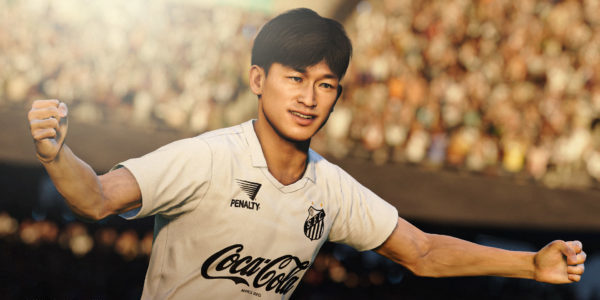 eFootball PES 2021 SEASON UPDATE - KONAMI x Kazuyoshi Miura