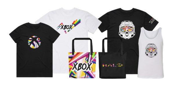 Xbox Pride Gear 2021