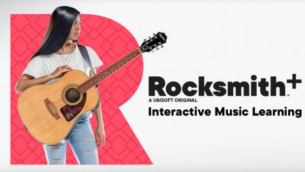 Rocksmith+ Rocksmith Plus