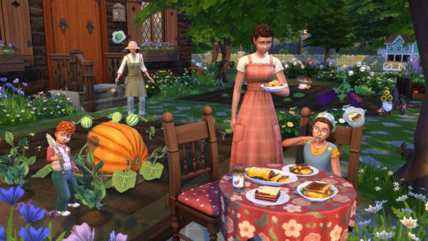 Les Sims 4Vie à la campagne