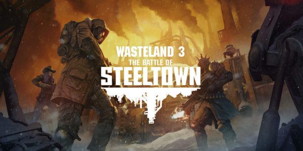 Wasteland 3 - DLC The Battle of Steeltown