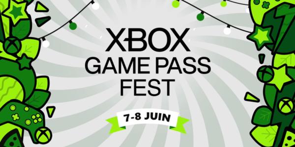 Xbox Game Pass Fest XGP Fest