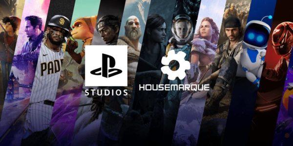 Housemarque - PlayStation Studios