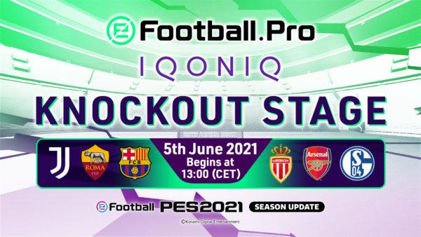 eFootball.Pro IQONIQ - JUIN 2021