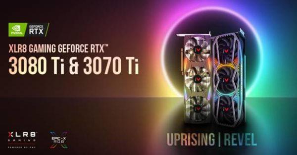 PNY Technologies XLR8 Gaming GeForce RTX 3080 Ti - PNY Technologies XLR8 Gaming GeForce RTX 3070 Ti