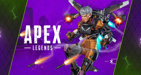 NVIDIA GFN Thursday - Apex Legends : Legacy NVIDIA Highlights