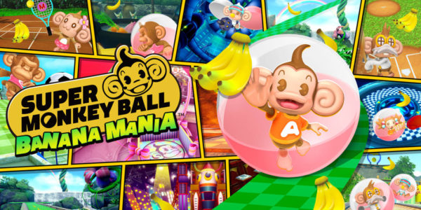 Super Monkey Ball Banania Mania