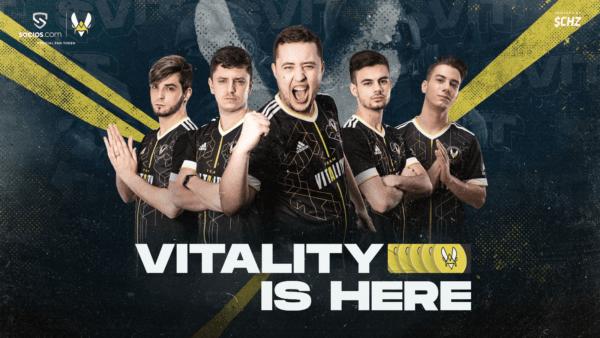 Team Vitality Token $VIT Crypto