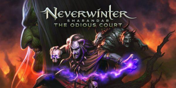 Neverwinter: Sharandar - Épisode 3 : La Cour odieuse