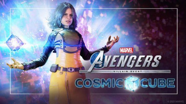 Marvel's Avengers - Le Cube Cosmique Monica Rappaccini