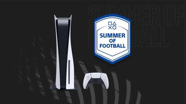 Summer of Football PlayStation FIFA 21