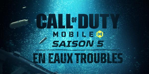 Call of Duty: MobileSaison 5 : En eaux troubles