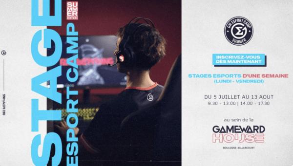 GameWard Esport Camp