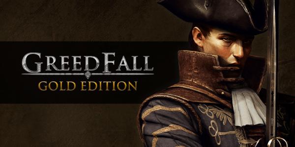 GreedFall: Gold Edition GreedFall : Gold Edition GreedFall Gold Edition