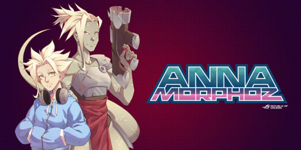AnnaMorphoz Anna Morphoz Asus ROG Asus Republic Of Gamers
