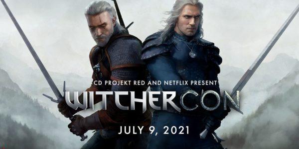 WitcherCon 2021 - CD PROJEKT RED Netflix