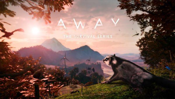 AWAY: The Survival Series AWAY : The Survival Series AWAY The Survival Series
