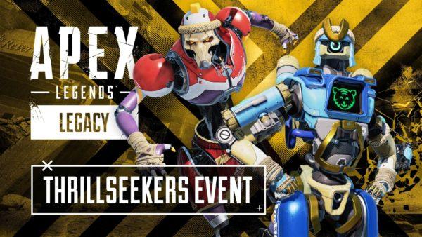 Apex Legends événement Adrénaline