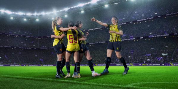 Football Manager - football féminin