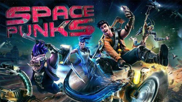 Flying Wild Hog Space Punks