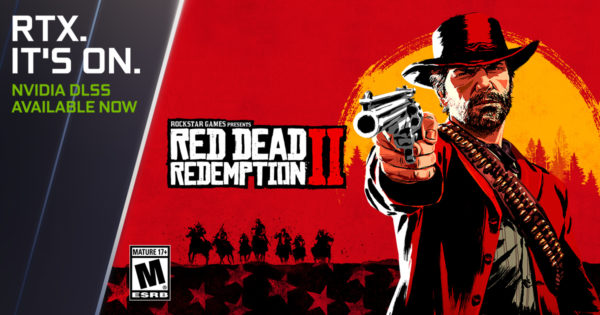 Red Dead Redemption 2 NVIDIA DLSS