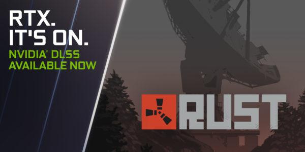 Rust NVIDIA DLSS