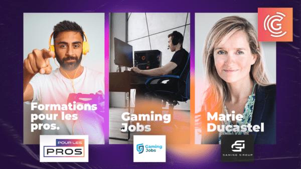 Gaming Campus Pour les pros