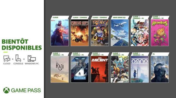 Xbox Game Pass 210720
