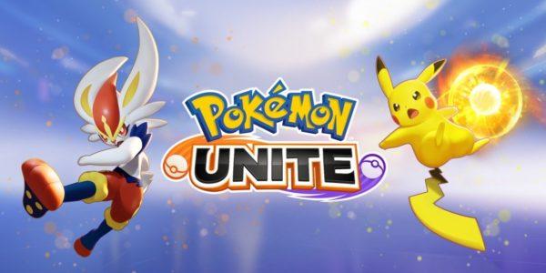Pokémon Unite PokémonUNITE