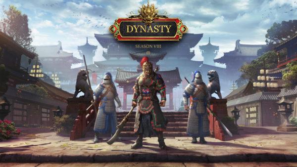 Conqueror's Blade : Dynasty - Conqueror's Blade - Season VIII: Dynasty