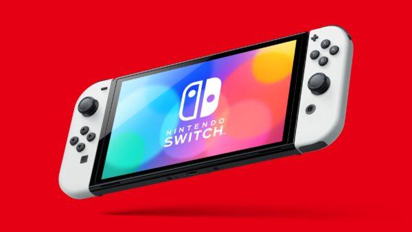 Nintendo Switch (modèle OLED)