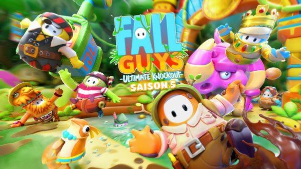 saison 5 Fall Guys : Ultimate Knockout