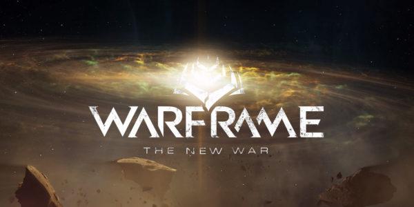 Warframe The New War