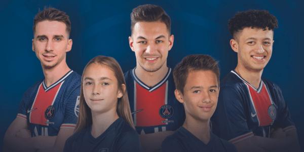 paris saint-germain academy PSG eSport