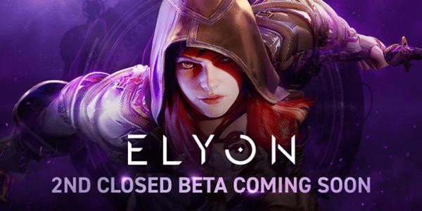 Elyon - 2ème bêta fermée
