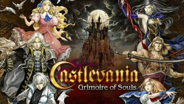 Castlevania: Grimoire of Souls Castlevania : Grimoire of Souls Castlevania Grimoire of Souls