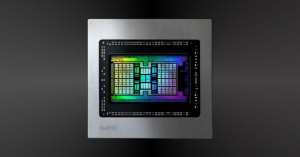 AMD Radeon PRO W6000X