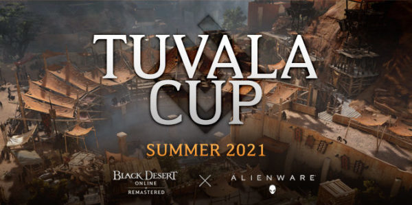 Black Desert Online Mertios WASHEDUP Tuvala Cup