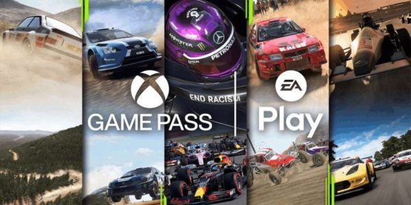 Codemasters - XBOX Game Pass - EA Play