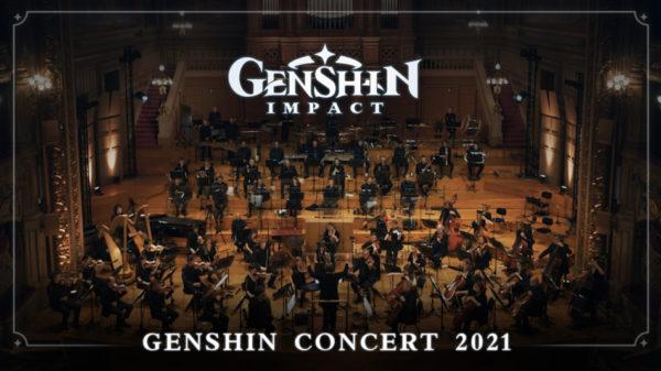 Genshin Impact Genshin Concert 2021