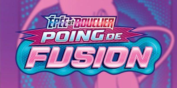 Jeu de Cartes à Collectionner Pokémon:Épée et Bouclier– Poing de Fusion